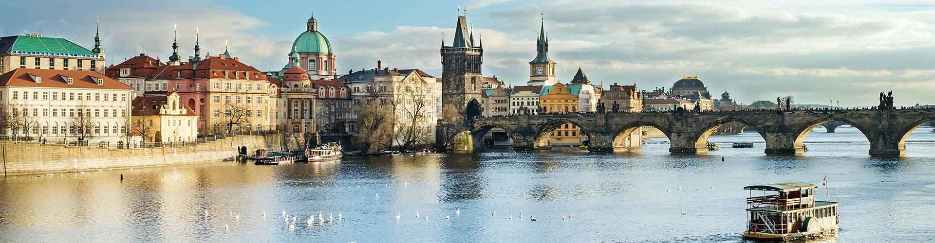 布拉格 – Prague 1区的青年旅舍。布拉格地图,布拉格每间青年旅舍的照片和评价。