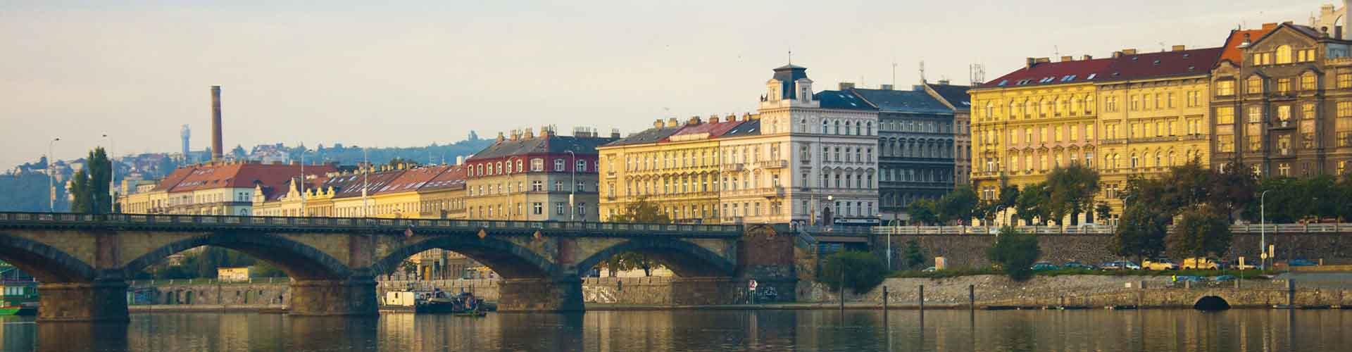 布拉格 – Prague 2区的青年旅馆。布拉格 地图,布拉格 每间青年旅馆的照片和评分。