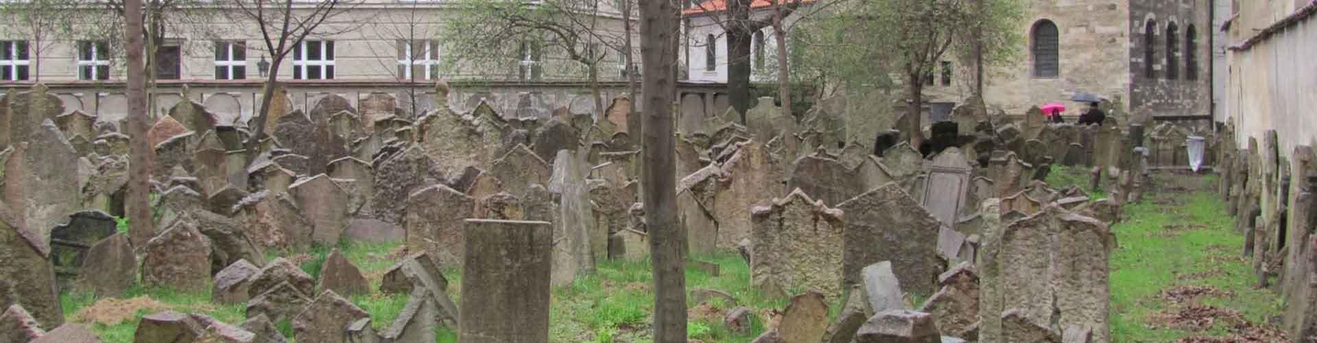 布拉格 – 旧犹太墓园附近的露营地。布拉格地图,布拉格每个露营地的照片和评价。