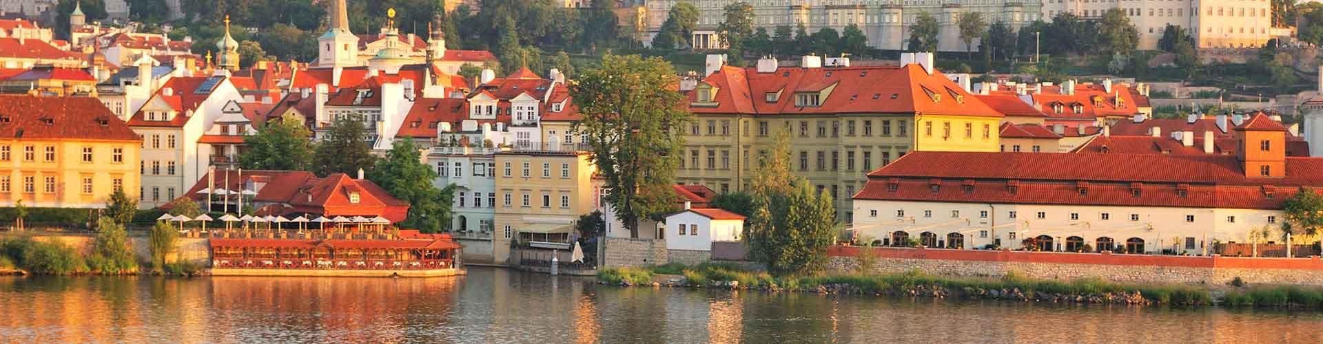 布拉格 – 布拉格城堡附近的公寓。布拉格地图,布拉格每间公寓的照片和评价。