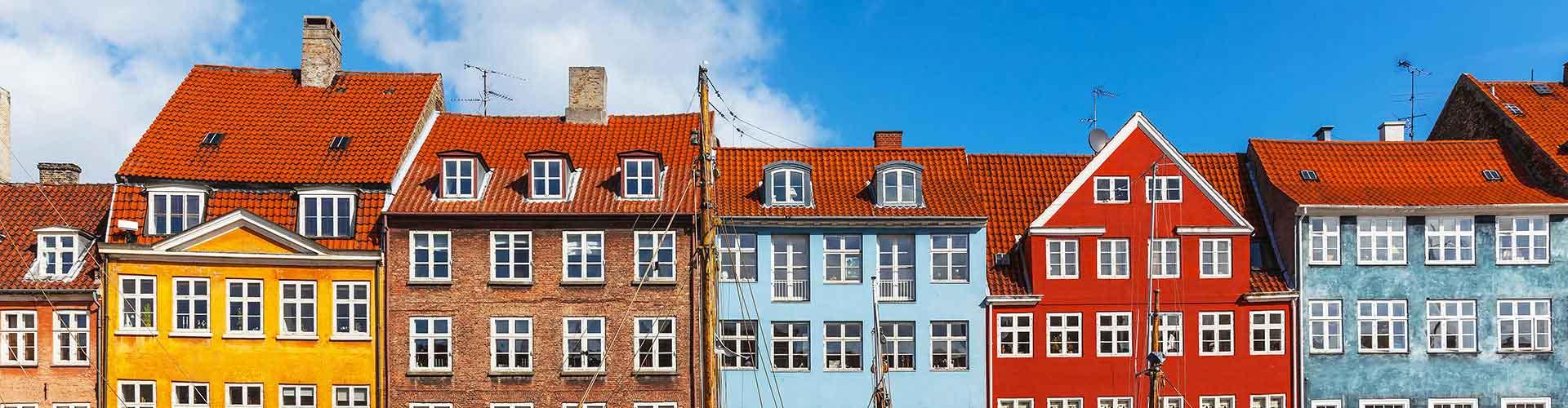 哥本哈根 – Nørreport区的公寓。哥本哈根地图,哥本哈根每间公寓的照片和评价。