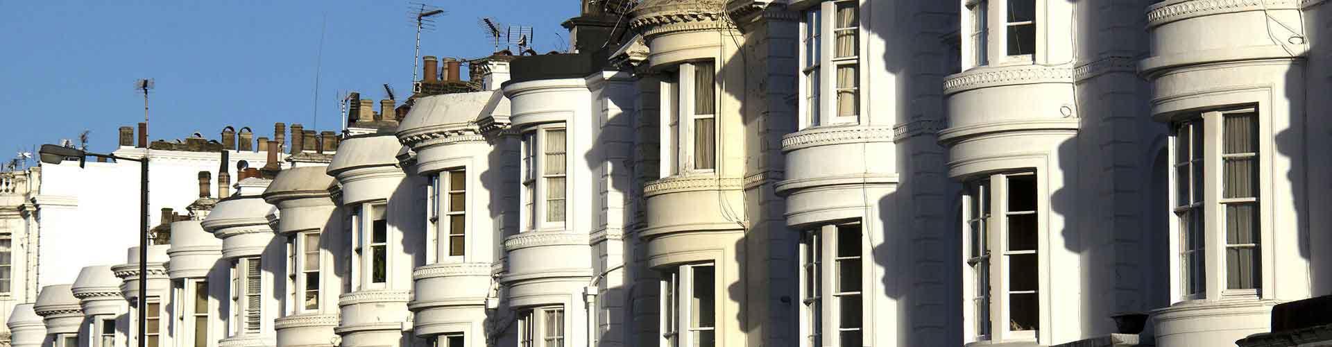 伦敦 – Bayswater区的公寓。伦敦地图,伦敦每间公寓的照片和评价。