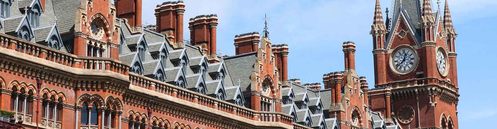 伦敦 – Borough of Camden区的公寓。伦敦地图,伦敦每间公寓的照片和评价。