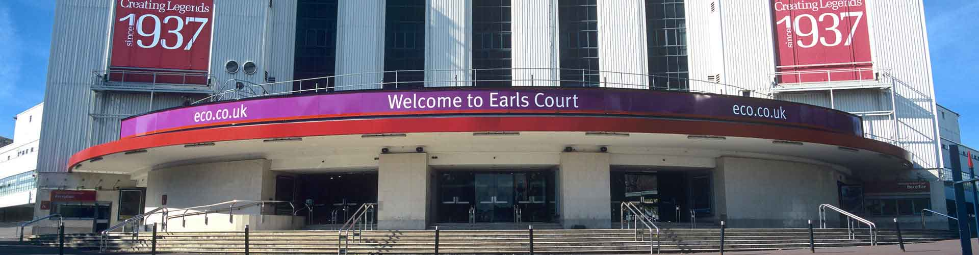 伦敦 – Earls Court区的青年旅馆。伦敦 地图,伦敦 每间青年旅馆的照片和评分。
