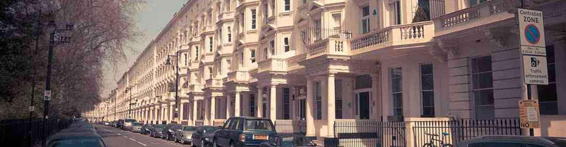 伦敦 – Pimlico区的青年旅馆。伦敦 地图,伦敦 每间青年旅馆的照片和评分。