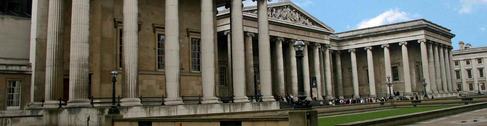 伦敦 – 大英博物馆 附近的青年旅舍。伦敦地图,伦敦 所有青年旅馆的照片和评分。