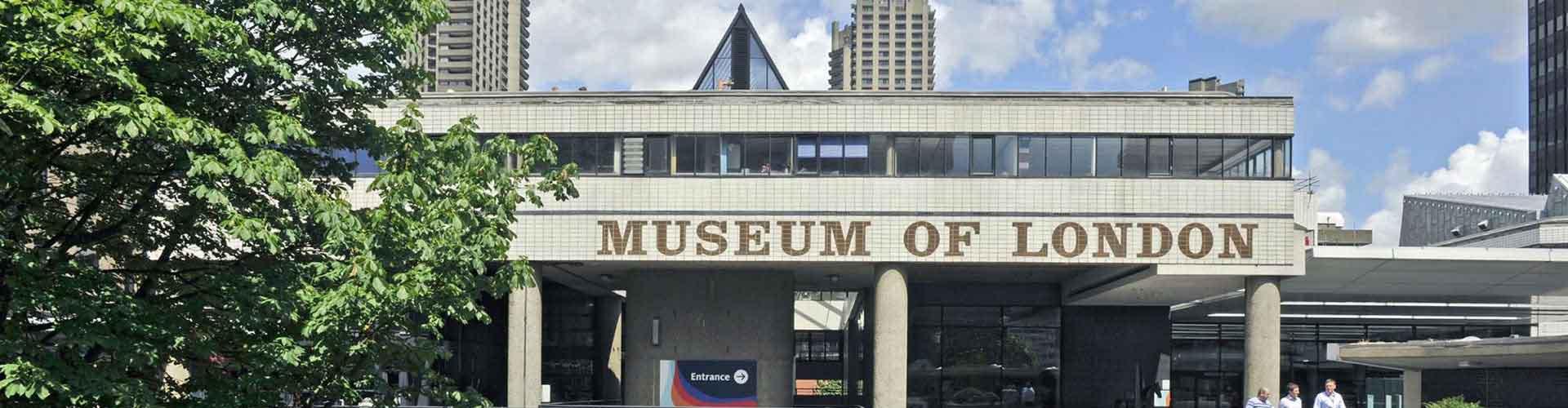 伦敦 – 伦敦博物馆 附近的青年旅舍。伦敦地图,伦敦 所有青年旅馆的照片和评分。