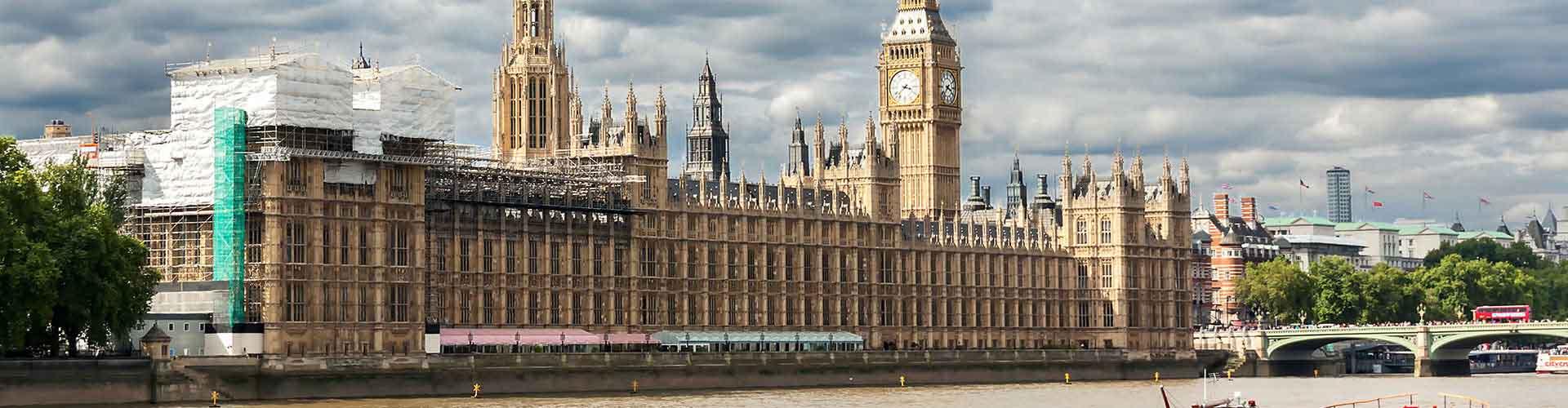 伦敦 – 威斯敏斯特宫附近的公寓。伦敦地图,伦敦每间公寓的照片和评价。