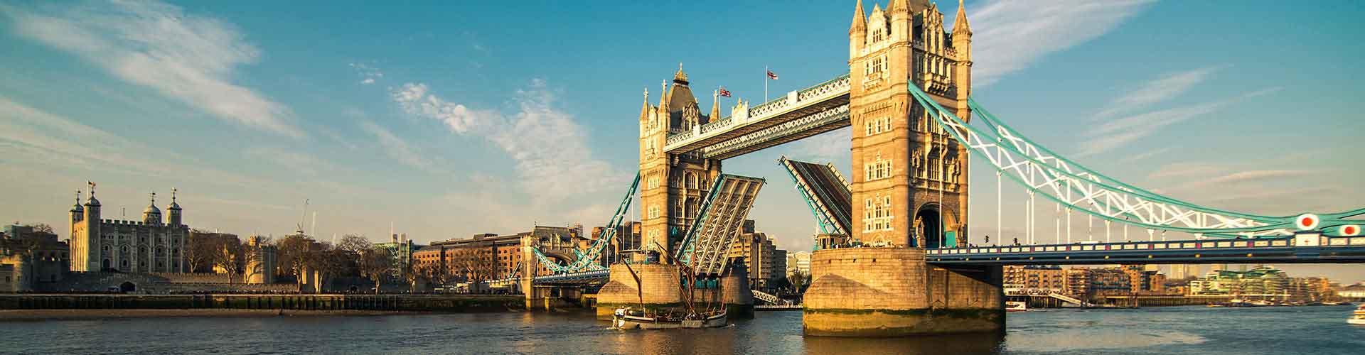 伦敦 – 伦敦塔桥附近的青年旅舍。伦敦地图,伦敦每家青年旅舍的照片和评价。