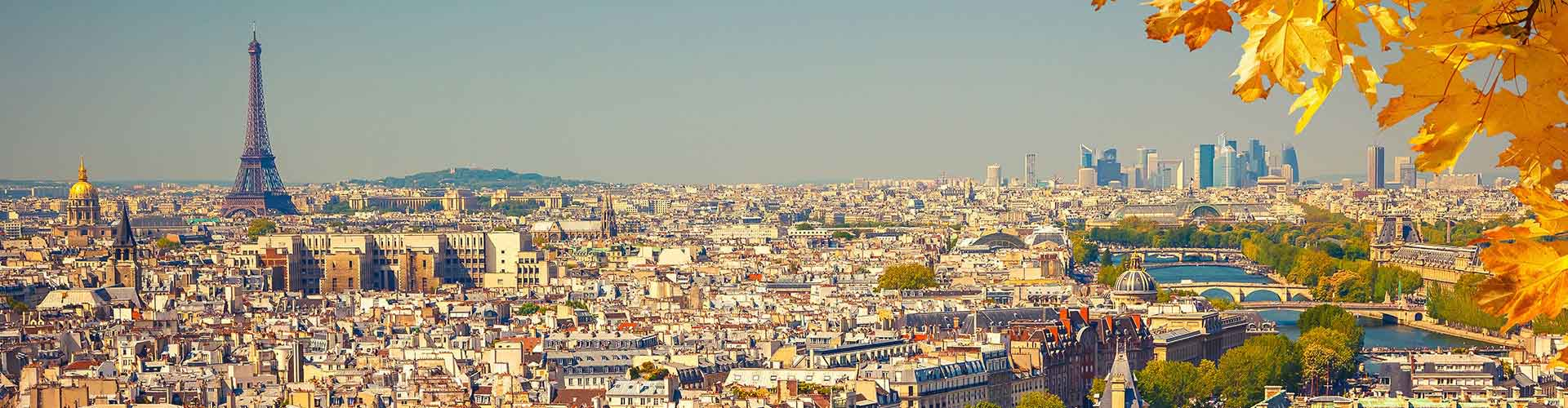 巴黎 – 20th District区的青年旅馆。巴黎 地图,巴黎 每间青年旅馆的照片和评分。