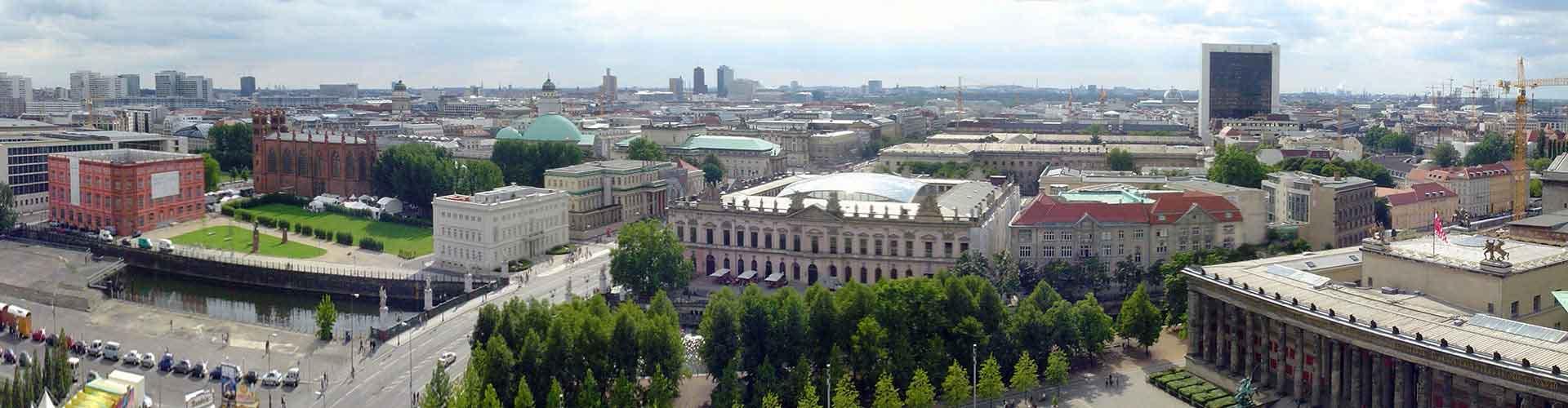 柏林 – Mitte区的宾馆。柏林地图,柏林每间宾馆的照片和评价。