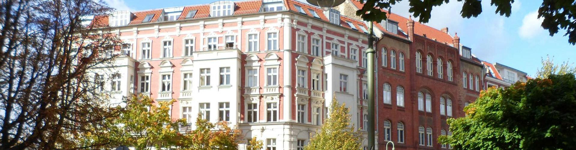 柏林 – Prenzlauer Berg区的宾馆。柏林地图,柏林每间宾馆的照片和评价。