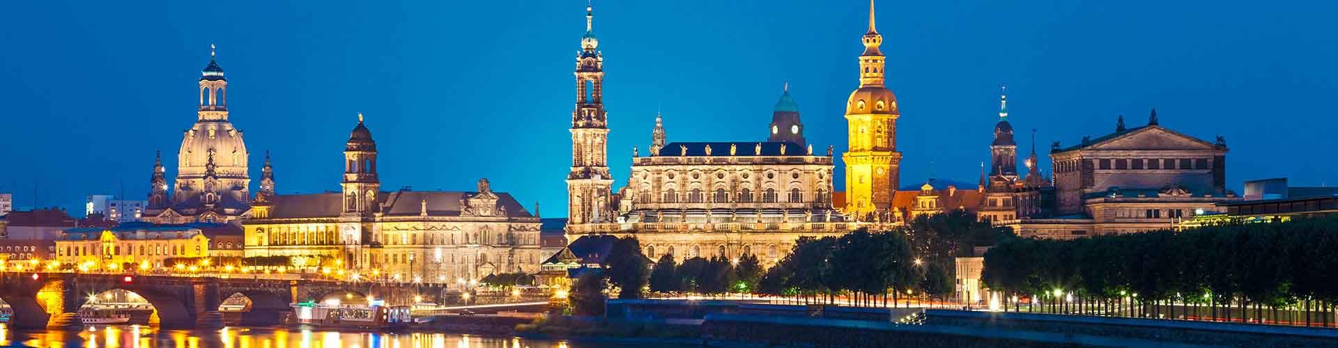 德累斯顿 – Plauen区的青年旅馆。德累斯顿 地图,德累斯顿 每间青年旅馆的照片和评分。