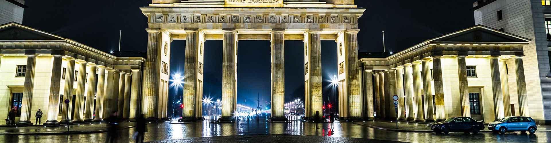 柏林 – 勃兰登堡门附近的公寓。柏林地图,柏林每间公寓的照片和评价。