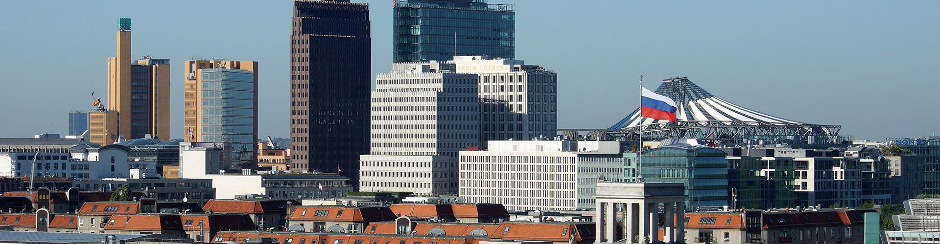 柏林 – 波茨坦广场附近的青年旅舍。柏林地图,柏林每家青年旅舍的照片和评价。
