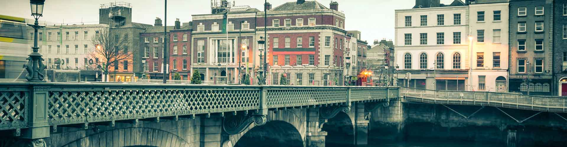 都柏林 – 都柏林的青年旅舍。都柏林地图,都柏林每间青年旅舍的照片和评价。