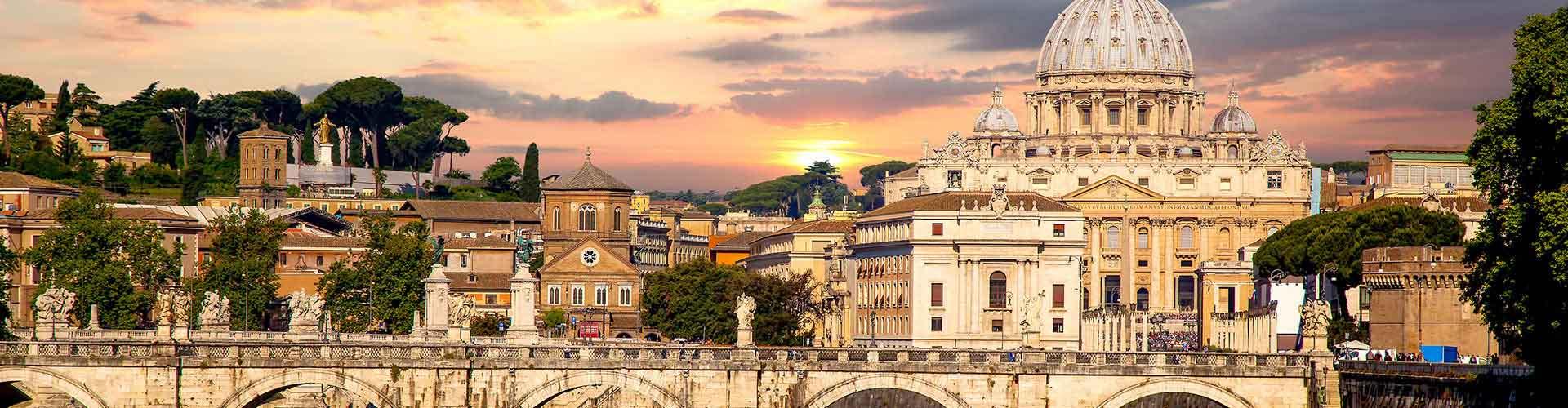 罗马 – 罗马 附近的青年旅舍。罗马地图,罗马 所有青年旅馆的照片和评分。