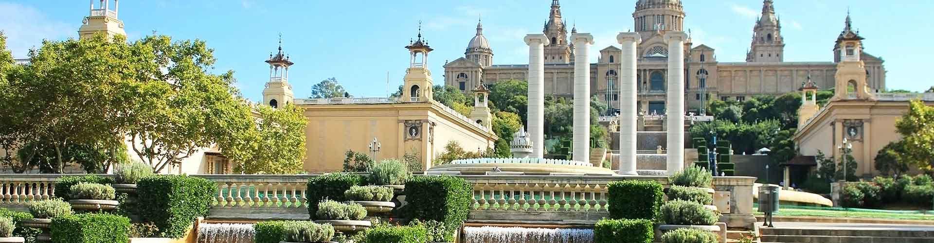 巴塞罗那 – 巴塞罗那 附近的青年旅舍。巴塞罗那地图,巴塞罗那 所有青年旅馆的照片和评分。