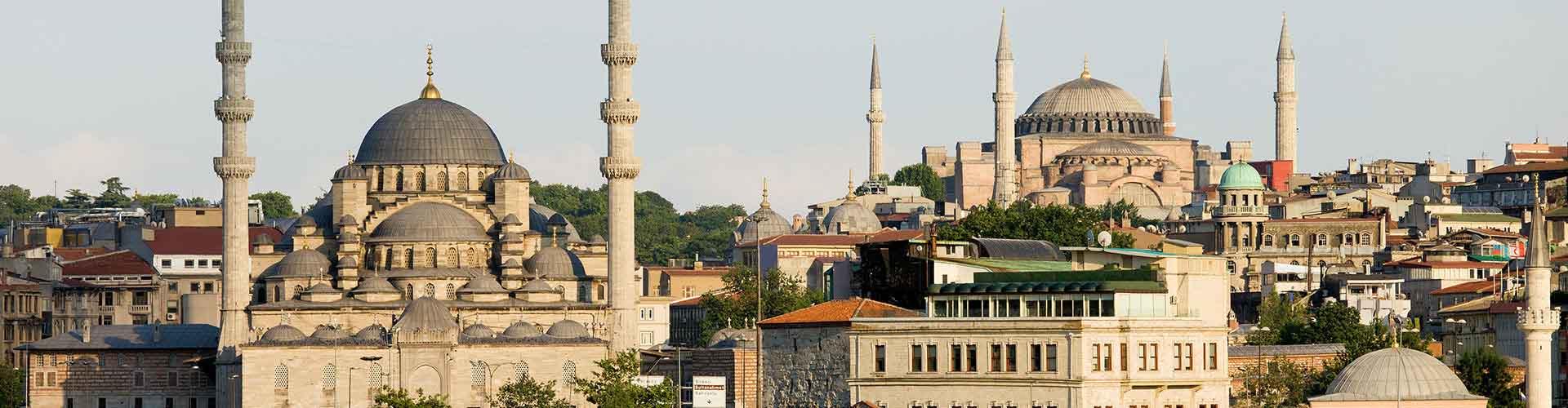 伊斯坦布尔 – 阿塔图尔克国际机场附近的宾馆。伊斯坦布尔地图,伊斯坦布尔每间宾馆的照片和评价。